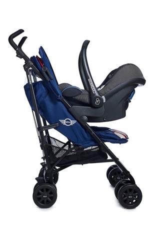 Adapter do fotelika samochodowego do wózka spacerowego / spacerówki, Easywalker