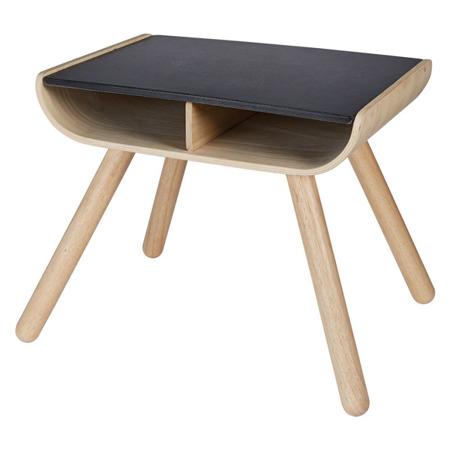 Drewniany stolik dziecięcy - ekologiczny, modny design do pokoju dziecka, Plan Toys
