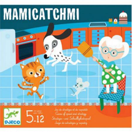 Gra obserwacja i refleks MAMI CATCH MI, 5 lata +, DJECO