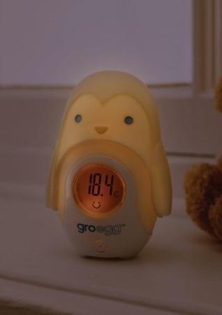 Nakładka na termometr Gro-Egg Sowa, Gro Company