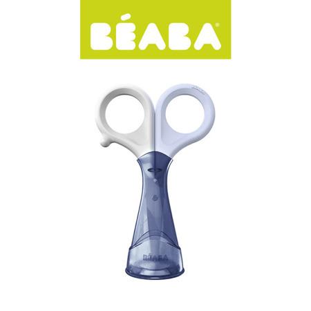 Nożyczki do obcinania paznokci dla niemowląt i małych dzieci w etui mineral, BEABA