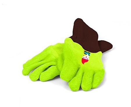 Ogrodowe rękawice ochronne dla dzieci - rękawiczki do ogródka, Janod J03224
