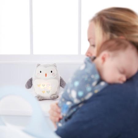 Otulacz - śpiworek Grosnug Ollie the Owl Cosy, GRO Company