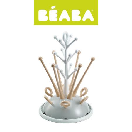 Suszarka do butelek i smoczków - stojący ociekacz na akcesoria niemowlęce nude, Beaba