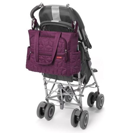 Torba do wózka Torba Forma Berry - pojemna i stylowa torba dla mamy na akcesoria niemowlęce, SKIP HOP