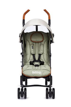 Wózek spacerowy dla dzieci z osłonką przeciwdeszczową Greenland kolekcja 2018, MINI by Easywalker Buggy+
