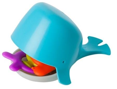 Zabawka do kąpieli Głodny Wieloryb - zabawka do wody, BOON B11090