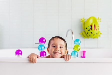 Zabawka do kąpieli przyssawki Jellies (Meduzki) - bańki z przyssawkami do wody, BOON