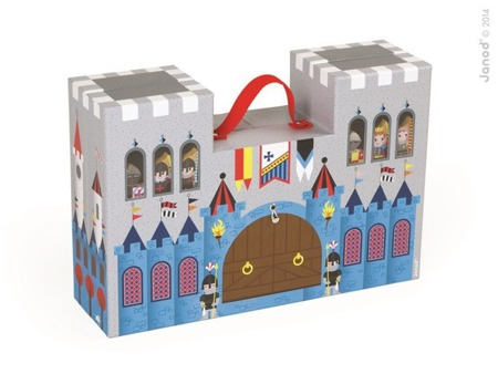 Zamek rycerski w walizce, Janod