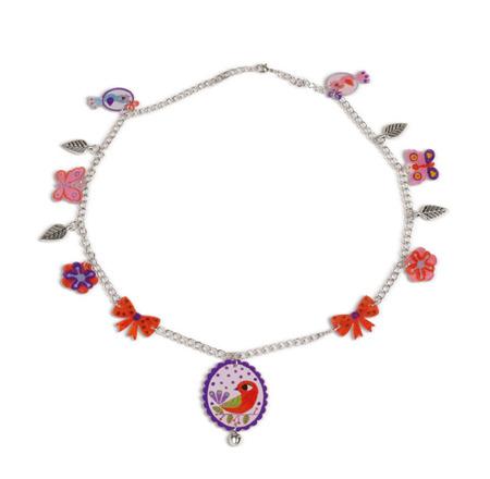 Zestaw artystyczny do tworzenia biżuterii z kurczliwego plastiku Wolność, JANOD