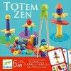Totem Zen - gra zręcznościowa dla dzieci, układanie piramid wg kart, DJECO